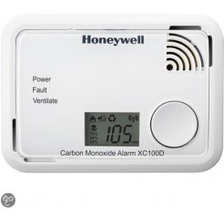 Honeywell XC100D Koolmonoxidemelder