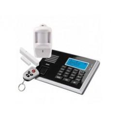 Alecto DA-270 Draadloos Alarmsysteem met GSM Kiezer