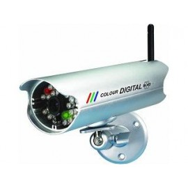 Elro C950CD Draadloze Digitale Bewakingscamera voor Elro CS93D