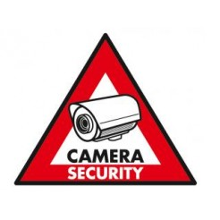 König Sec-st-cs Sticker Camera Security 123 X 148 mm