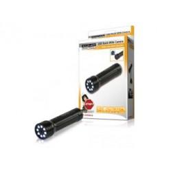 König SEC-DVRTOR 10 LED Zaklamp met Camera